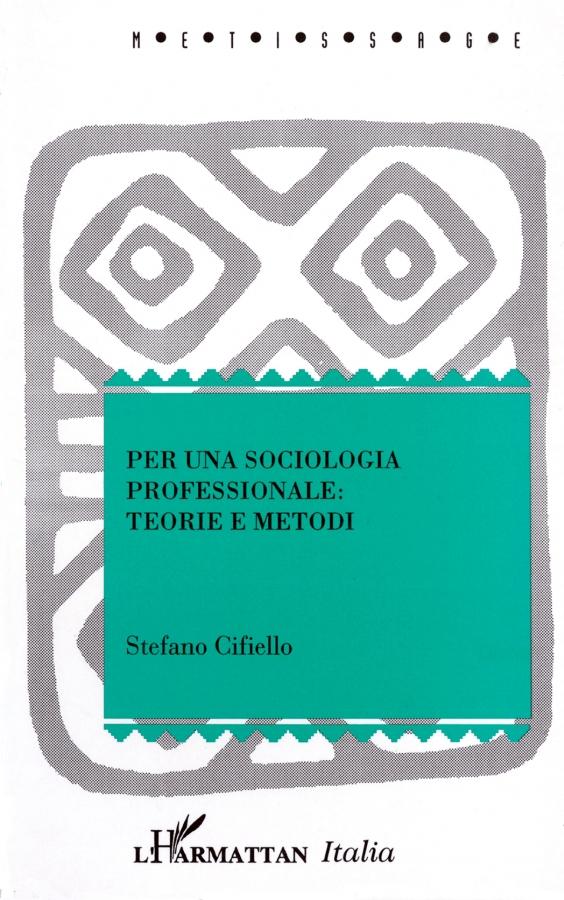 Sociologia Professionale